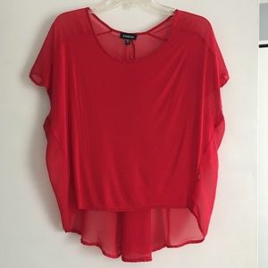 bebe Short Sleeve Top